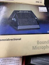 Radio Shack Boundary Microphone Omnidirectional 33-3022