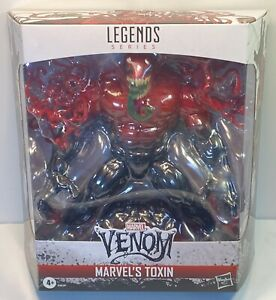 "Hasbro Marvel Legends Series 6"" Toxin Action Figure"