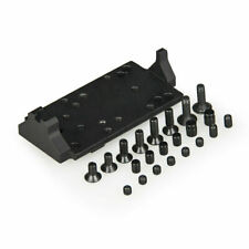 Optic Plate Base Mount Platform for Glock Compatible With Universal Red Dot
