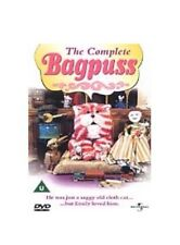 THE COMPLETE BAGPUSS DVD OOP RARE CHILDRENS TV CULT SERIES CLOTH CAT