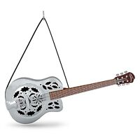Up on the Housetop 2016 Hallmark Magic Ornament Guitar Music Sound Musical Song