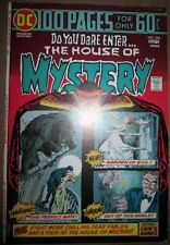 House of Mystery 226 APPROVAL COVER PROOF Werewolf Art 1974 Cain & Wolf Man COA