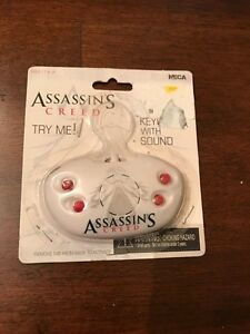 Neca 2011 Assassin's Creed KeyChain with Sounds Ubisoft