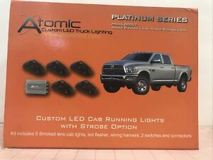 DODGE RAM ATOMIC LED SMOKE D0007S ATOMICLED