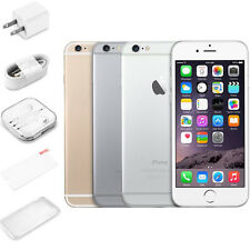 Apple iPhone 6 16GB/64GB SILVER GOLD GRAY Unlocked Mobile Phone + Accessories