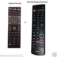 Vizio Replaced XRT510 remote for M801D-A3 M701D-A3 M651D-A2R M601D-A3R M551D-A2R