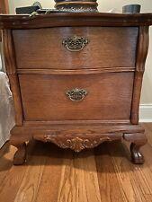 Lexington Solid Wood Tiger Oak Bedroom Furniture