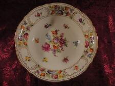 "Schumann Arzberg Bavaria Empress Dresden Large 9"" Vegetable Bowl"
