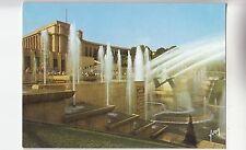 BF30944 le jeux d eau du palais de chaillot paris   france front/back image