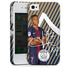 Apple iPhone 4 Premium Case Cover - Mbappé - Gold
