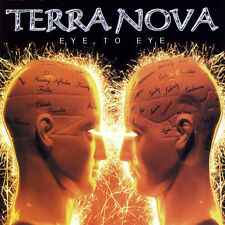 CD Terra Nova Eye to eye AOR melodic rock