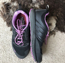 the north face litewave traverse trainers UK5