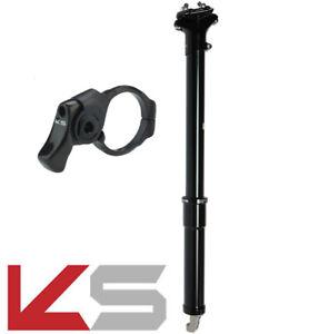 KS Suspension Zeta Seatpost 30.9mm Diameter / 35mm Travel / 420mm Length