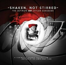 SHAKEN,NOT STIRRED 2 CD NEU