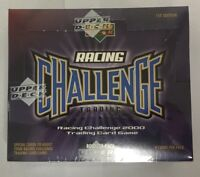 2000 Upper Deck Racing Challenge Booster Box 1st Edition Sealed 24 Pack
