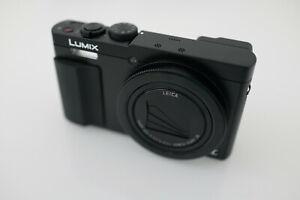 Panasonic LUMIX DMC-TZ71 oder DMC-ZS50 30x Opt Zoom 12.8 MP– schwarz Neuware
