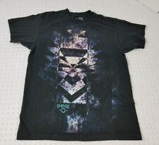 Empyre Clothing Established 1999 Geometric Galaxy Black T-Shirt Size M