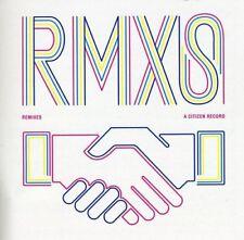 Rmxs Citizen Records Remixes and Rarities [CD]