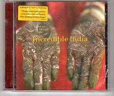 (HH386) Incredible India, 14 tracks various artists - 2005 CD