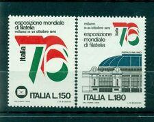 Italia Repubblica 1976 - B.1428/29 - Italia '76 (I)