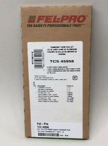 Fel-Pro TCS 45958 Engine Crankshaft Seal Kit Front TCS45958