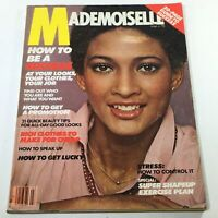 VTG Mademoiselle Magazine: March 1978 - Peggy Dillard Cover - No Label/Newsstand