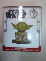 Star Wars ESB Dagobah Yoda Funko Mystery Minis Bobblehead figure toy chibi NEW!