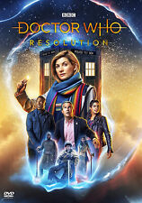 Doctor Who Resolution 2019 Special Dvd Brand New & Seale Us Seller Free Shipping