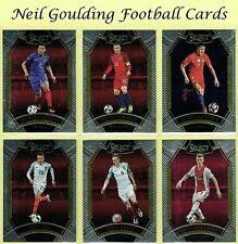 Panini SELECT SOCCER 2016-2017 'FIELD LEVEL' Base Cards #201 to #300