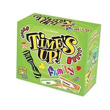 Asmodee - Times Up Family; Juego de cartas. De 4 a 12 jugadores. Edición verde