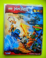 Lego Ninjago Serie 1 Trading Card Game Sammelmappe Mappe Sammelordner Ordner