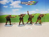 Britains Super Deetail Modern British SAS soldiers - Set of 4  (lot 3308)