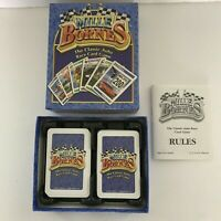 MILLE BORNES The Classic Auto Race Card Game 1020 Hasbro 2003 Complete