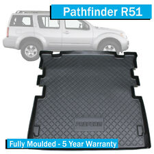 TO FIT: Nissan Pathfinder R51 (2005-2013) - Boot Liner / Cargo Mat