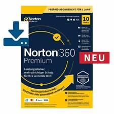 Norton 360 Premium 2019/2020 - 10 Geräte 12 Monate 75GB Cloud ESD