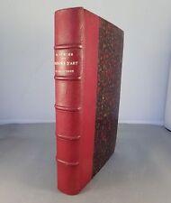 W. BURGER (Théophile Thoré) / TRESORS D'ART EN ANGLETERRE / 1865 RENOUARD