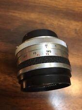 Carl Zeiss Jena Flektogon 2.8/35mm Praktina-Vintage Serial#5548015 - Camera Lens