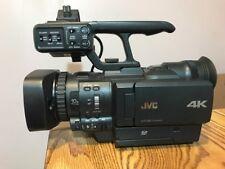 JVC GY-HMQ10 4K Compact Handheld Camcorder ( GY-HMQ10U)