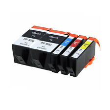 5 NON-OEM 920XL INK CARTRIDGES for HP OFFICEJET 6000 6500 6500A 7000 7500A HP920