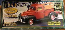 ERTL DIE CAST Mobile 1940 FORD PICKUP TRUCK DIE CAST