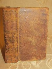 Antique Book Of The Adventures Of Telemachus, By John Hawkesworth -1810