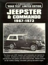 Jeepster & Commando Road Test 1967-1973