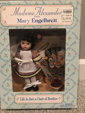 "New ListingMadame Alexander - Mary Engelbreit 8"" doll Life Is Just A Chair Of Bowlies Nrfb"