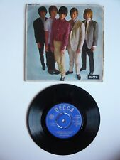 "The Rolling Stones Five By Five 5x5 UK 1964 Decca 7"" EP Vinyl Single 1st Press"