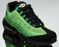 Nike Air Max 95 CTRY Naija Men's Pine Green Black Lime Lifestyle Sneakers Shoes