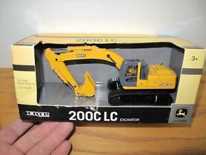 John Deere 200L LC Excavator in 1/50 ERTL