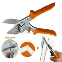 ✅ Durable Steel Multi Angle Miter Cutter Shear Scissor Snip Multipurpose   /-