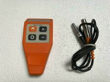 ELCOMETER 345 FT DIGITAL COLOR COATING THICKNESS GAUGE 0 TO 1250 MICRONS (2)