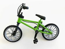 "FIG-BIKE-G: FIGLot 1/12 scale BMX Bicycle for 6"" SHF Figma Figures - Green"