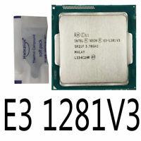 Intel Xeon E3-1281V3 E3-1281 V3 3.7GHz 8MB Socket LGA1150 Processor CPU